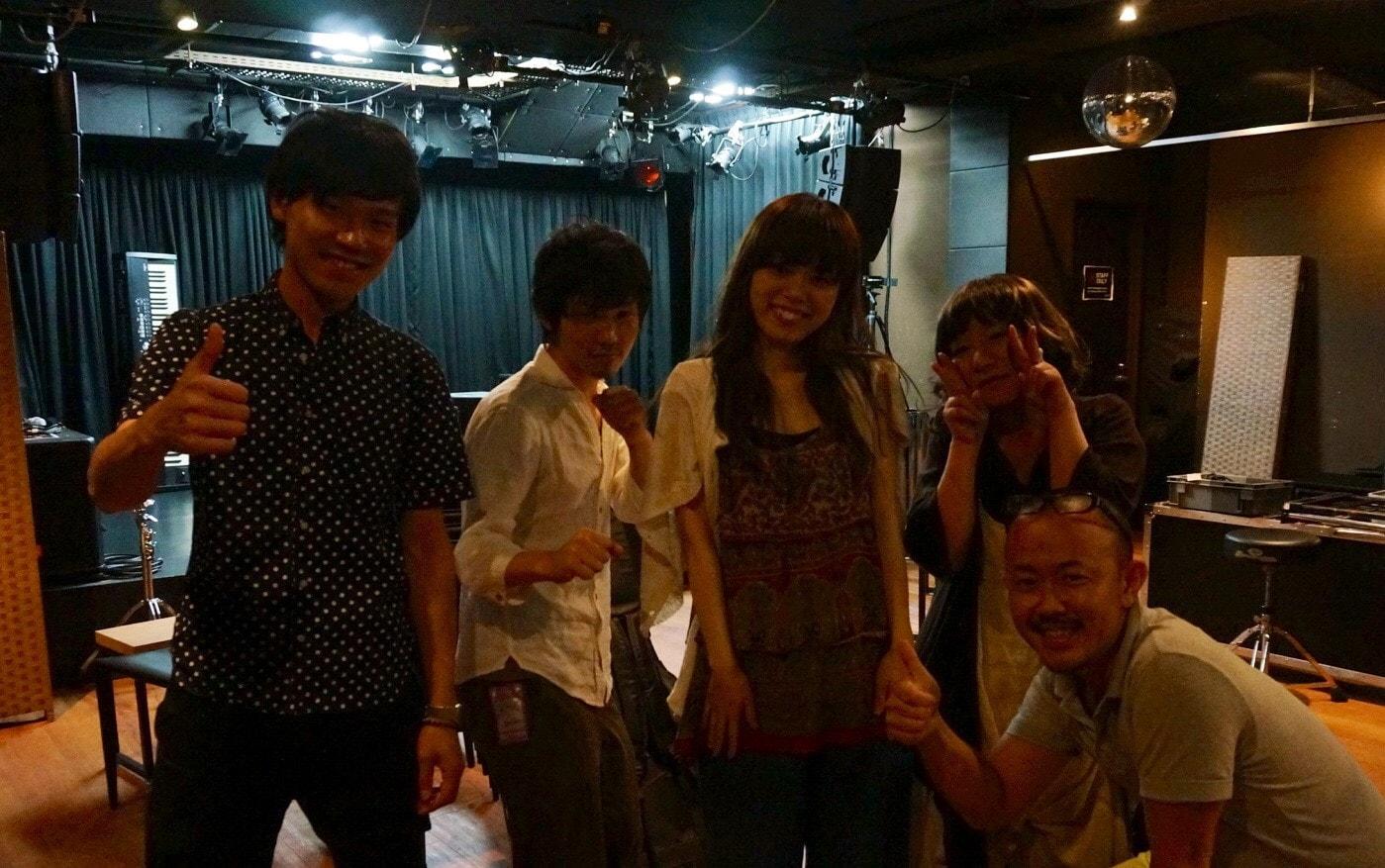 LIVE with 酒井ヤスナオさん、NIKIIEさん
