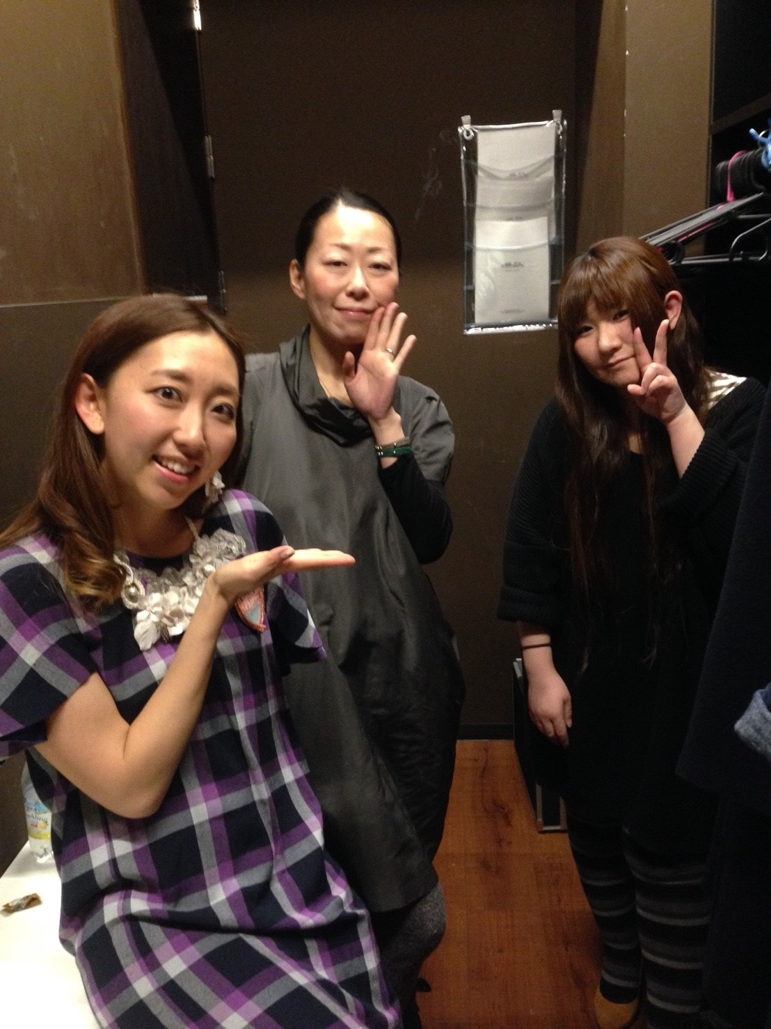 LIVE with 平岡恵子さん、Rie fuさん